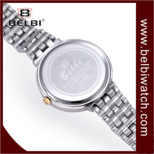 Relojes romanos de la joyería de las señoras del diamante de Belbi