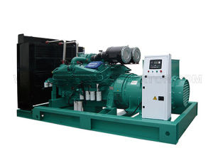 1000kw/1250kVA勝利のブランドMtuエンジンのディーゼル機関の発電機