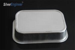 Buffet d'aluminium à usage unique Boîte à lunch