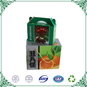 Оптовая торговля Custom фантазии подарочной упаковки для упаковки фруктов, сделанные в Китае на заводе
