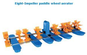 Крыльчатое колесо аэратора с 8 рабочее колесо для увеличения кислорода для рыб