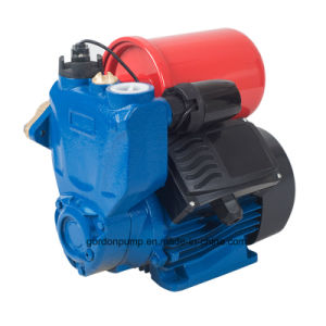 Pompa ad acqua periferica centrifuga elettrica di pressione del getto della piccola ventola di superficie