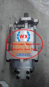 Komatsu는 로더 Wa450-5L 유압 기어 펌프 705-52-30580를 선회한다