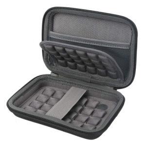 Sac étanche Shcokproof EVA Cas Sacs à main pour disque dur 2,5 (FRT2-529)