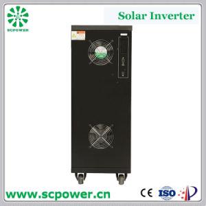 単一フェーズのハイブリッドSolar&AC低周波の太陽インバーター15kVA