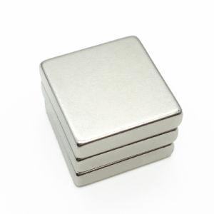 Super puissant bloc néodyme fritté Rare Earth permanent magnet
