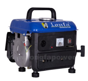 700W 100%년 Copper Wire Winding 950 Gasoline Generator Set