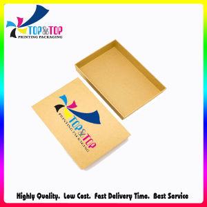 주문 선물 서류상 포장 뚜껑 및 쟁반 상자를 인쇄해 OEM