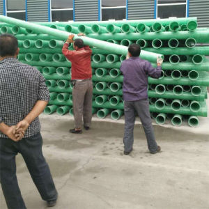 L'acqua piovana dell'accoppiamento del tubo di FRP GRP Gre RTR giù convoglia