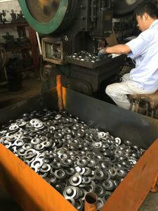 De Opening van het Kabinet van het Metaal van het roestvrij staal voor het Meubilair van de Keuken