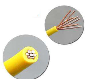 4mm2 Fio Elétrico de cobre de núcleo único