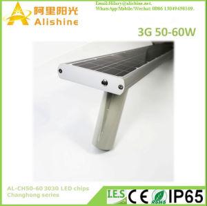 Esterno impermeabilizzare 3 anni della garanzia CH60W LED di indicatore luminoso di via solare