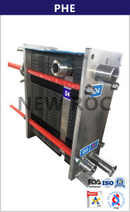 ミルクの低温殺菌器のための版の熱交換器Gea Nt100X