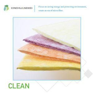 Stuoia di vetro Pocket del filtro a sacco di Microfiber di corpi filtranti