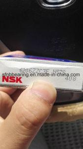 Distribuidor de rolamentos NSK original sulco profundo do rolamento de esferas 6206zzc3