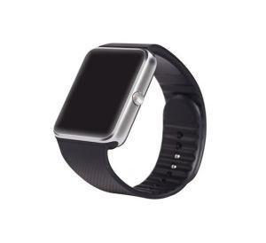 Mifree China preiswerte Karte Bluetooth CER RoHS Gt08 Soem-Großhandels-SIM intelligente Uhr 2015