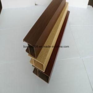 Het Houten Plastic Samengestelde Plafond van de decoratie voor BinnenDecoratie