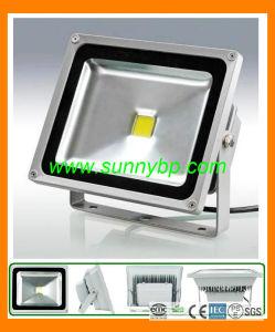 12V-24V/20W-50W屋外の太陽LEDの洪水の照明