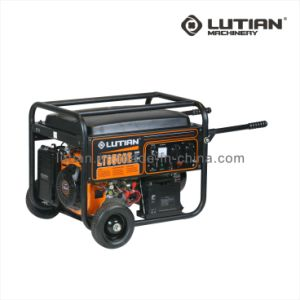 Alta calidad de 3.2-6.0kw de alambre de cobre aluminio/generador de gasolina
