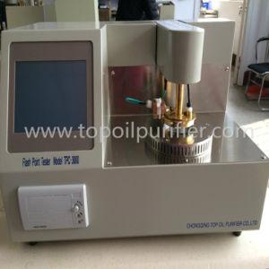 実験室の装置の火ポイントおよび引点火の試験装置