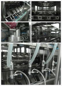 Preço barato 20L vaso do canhão da máquina de nivelamento de enchimento de água