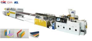 La qualité suprême à grande échelle de l'extrudeuse en plastique PVC