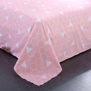 Imprime la ropa de cama de poliéster consolador establece