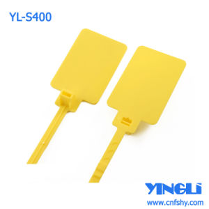 Регулируемые пластиковые уплотнения для обеспечения безопасности судоходства& упаковки (YL-S400)