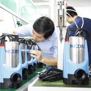 Bomba submersível de aço Aquasensor eléctrico de fábrica com marcação CE