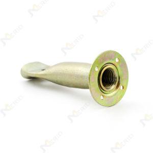 De metaal Gekleurde Gelaste Delen van het Plateren van het Zink Ponsen voor Bouw