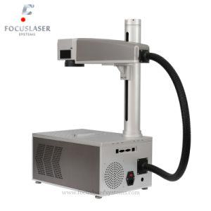 Allen in Één Maximum Machine van de Gravure van de Laser van de Vezel