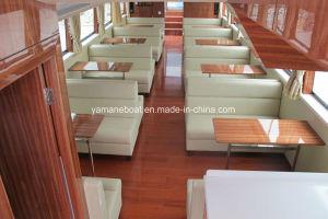 20,3m de la Plataforma Twin catamarán ferry de pasajeros de Taxi Tour Barco Barco de carga