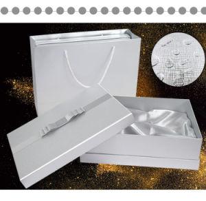 Vakje van de Verpakking van het Kostuum van het Huwelijk van het Document van het Vakje van de Kleding van het Huwelijk van het Vakje van het Document van het Vakje van de Kleding van het huwelijk het Verpakkende