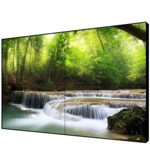 Yashi 46pouces Enjoliveur 5,3 mm mur vidéo LCD affichage publicitaire