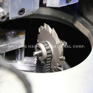 Piegatrice multifunzionale della lettera della Manica per la macchina della piegatrice della lettera della materia prima Hh-Mal150