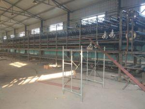 Guanti del fornitore della Cina che fanno i guanti di sicurezza della macchina che tuffano riga