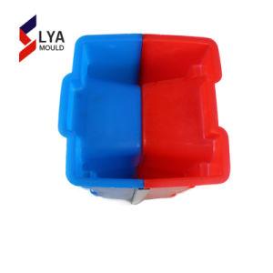 プラスチックコンクリートブロック形式、コンクリートブロック型