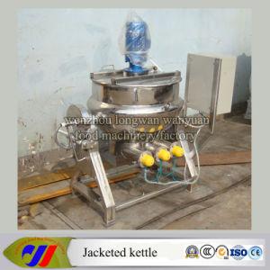 電気熱ソースのJacketed調理の鍋