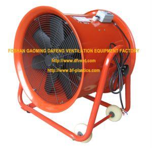 ventilator van het Ventilator van de Ventilator van 500mm de Industriële Draagbare