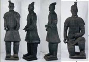 De Chinese Antieke Status van het Porselein T118