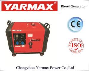 4.5kVA低雑音のディーゼル発電機セット