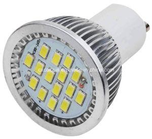 85-265V WS 5W GU10 Socket Cool White LED Spotlight
