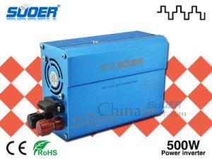 Invertitore 500W 12V di energia solare all'invertitore automatico di potere 220V (SFE-500A)