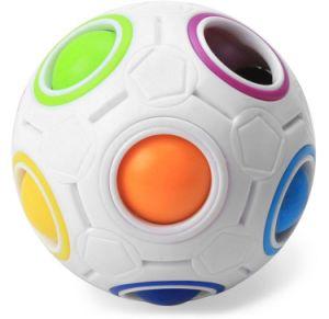 870233-5.5cm de diâmetro e arco-íris de Magic Ball Dom divertido brinquedo inteligente