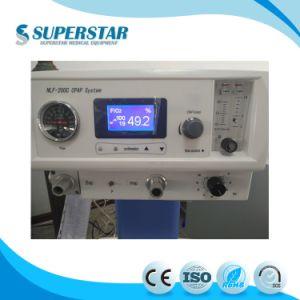 Sistema neonatale medico del ventilatore CPAP di Nlf-200c per il bambino appena nato