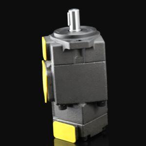 Yuken PV2r Serien-hydraulisches Leitschaufel-Pumpen-Doppelt-Hydraulikpumpe