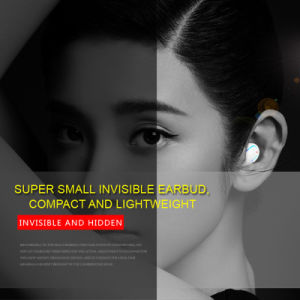 Mini fone de ouvido Tws ocultos