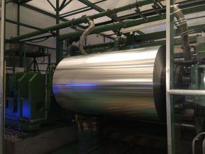 Tapa de Aluminio de Yogur de Lámina de Aluminio Tapa Tapa de Lámina de Revestimiento de Aluminio
