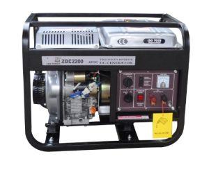 2Квт открытого типа DC дизельных генераторов (ZDC2200)