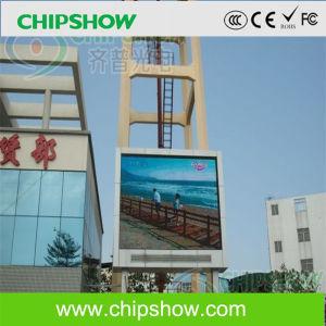 Chipshow P16 LED en couleur de la publicité de plein air Billboard